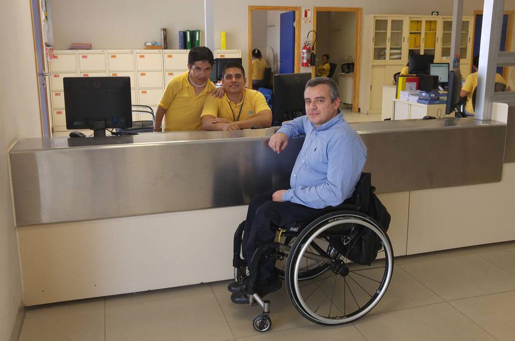 DKV Integralia Colomiba integración laboral