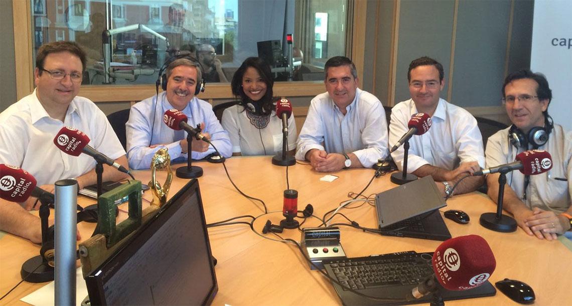 Angelica Guevara DKV Integralia Radio