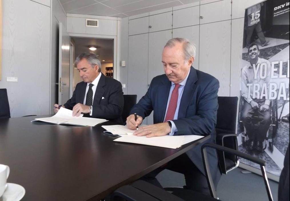 Acuerdo Cámara Comercio Madrid DKV Integralia