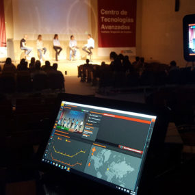 Retransmisión en streaming de eventos