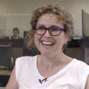 Eva Arroyo secretaria dirección dkv integralia
