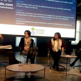 """DKV Integralia participa en el """"IV Foro de Empleo y Emprendimiento Inclusivos"""""""
