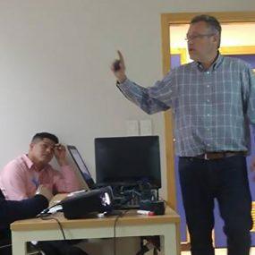 Coaching en Perú de la mano de Enrique Redondo, Director de MRC Internacional Training en Latinoamérica