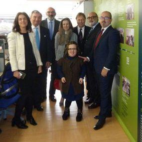 Visita Indra Call center Madrid