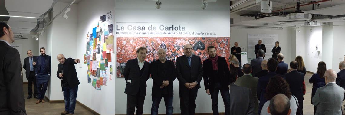 Exposición La Casa de Carlota