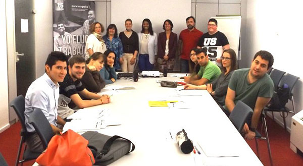 Curso Escuela Madrid