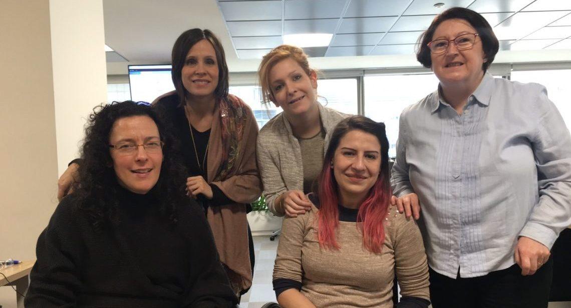 Trabajadoras Zaragoza