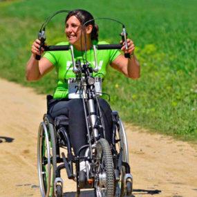 Elena Jacinto en Trailwalker