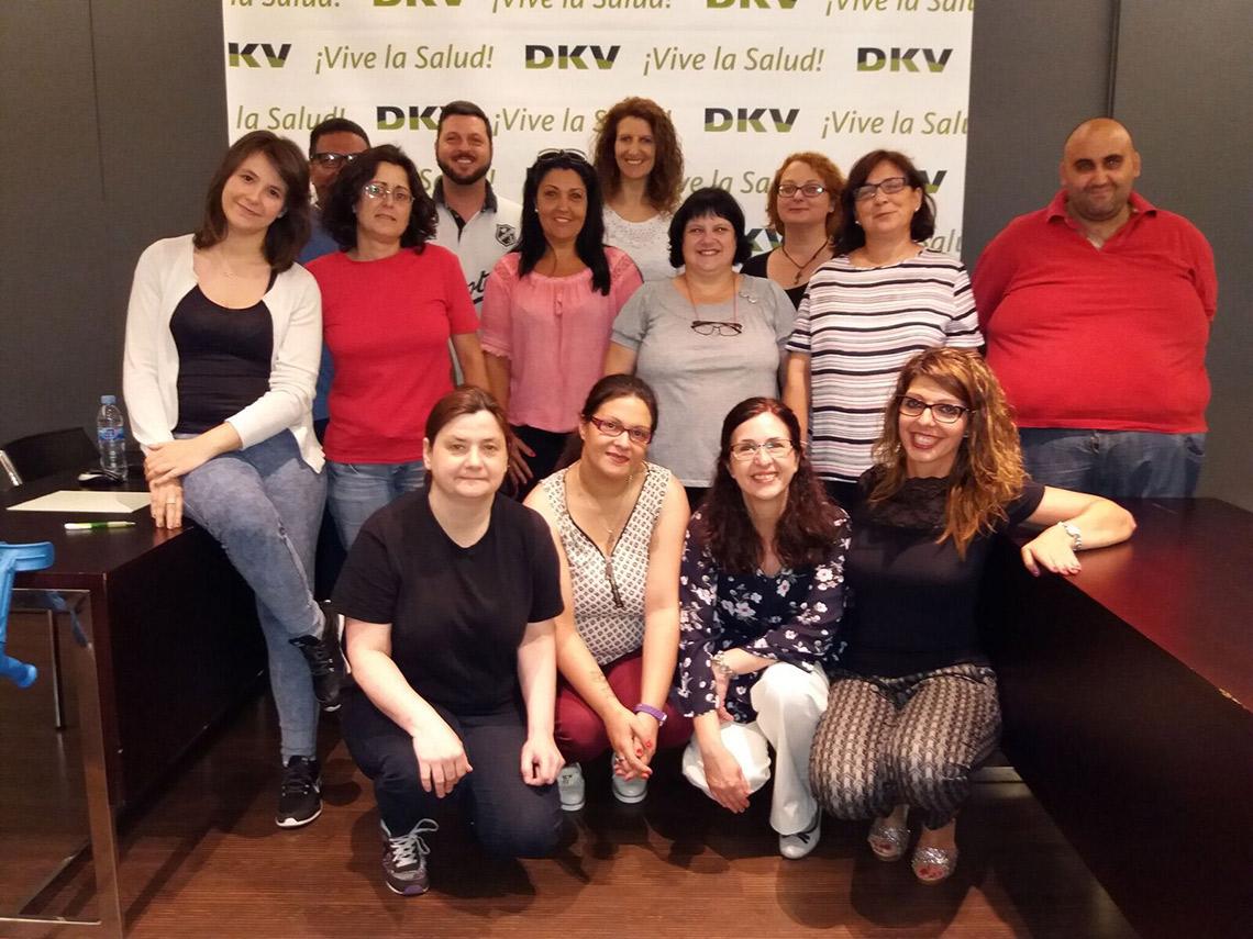 Escuela DKV Integralia Curso Barcelona