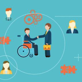 Reserva empleo personas discapacidad
