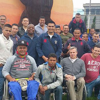Proyecto Colombia. DKV Integralia Internacional