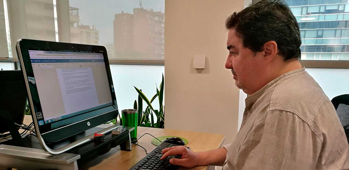 Equipo de Integralia - Carlos Royo