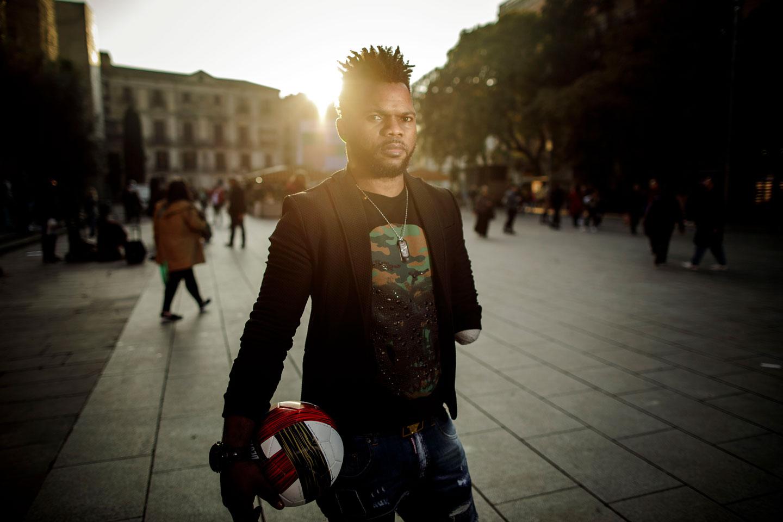 Julius y el fútbol