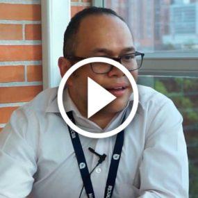 Jason beneficiario programa de cooperación Integralia