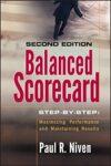 Balanced Scorecard Step-By-Step de Niven