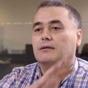 Abdel del call center Integralia de El Prat de Llobregat