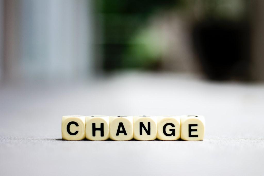 Gestión del cambio - changing