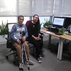 DKV Integralia celebra el Día Mundial de la Espina Bífida