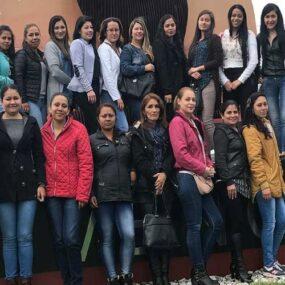 Formación para mujeres en Colombia