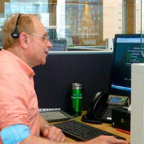 Experiencia de cliente y de teleoperador