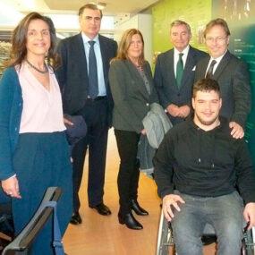 El presidente de Marqués de Riscal visita DKV Integralia Madrid