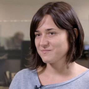 Nuria Gámez de recursos humanos en DKV Integralia