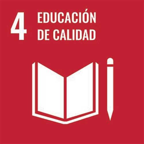 Objetivo de Desarrollo Sostenible Educación
