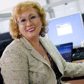 Cómo vive Pilar Moya la Fundación DKV Integralia