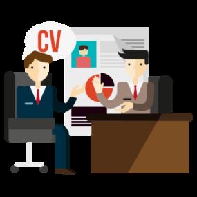 preparar entrevista de trabajo desde recursos humanos