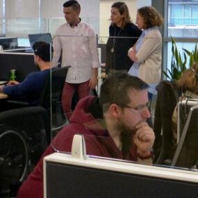 Reclutando personal de forma colaborativa