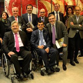 Representantes del Círculo de Empresarios visitan DKV Integralia El Prat