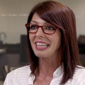 Sonia González del Call center de ElPrat