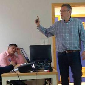 Talleres de coaching en DKV Integralia Perú