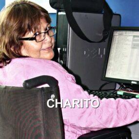 Un día con Charito