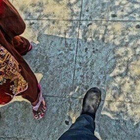 Un mes en India por Iván Soriano