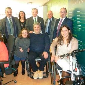 Visita de OTIS a DKV Integralia Madrid