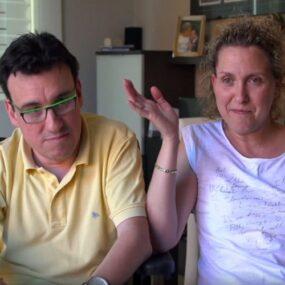 Xavi y Eva, protagonistas de «Yo elijo trabajar» de DKV Integralia